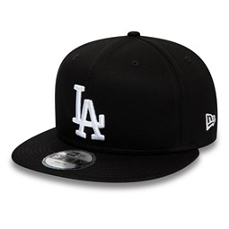 Los Angeles Dodgers Essential Kids Black 9FIFTY Cap