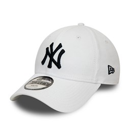 New York Yankees Essential Kids White 9FORTY Cap