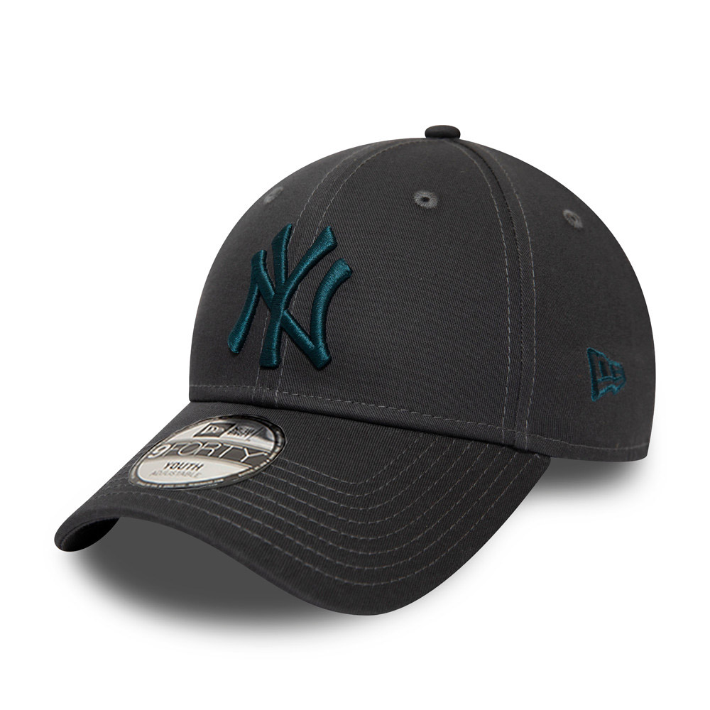 New York Yankees Essential Kids Dark Grey 9FORTY Cap