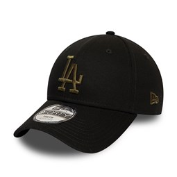 Los Angeles Dodgers Essential Kids Black 9FORTY Cap