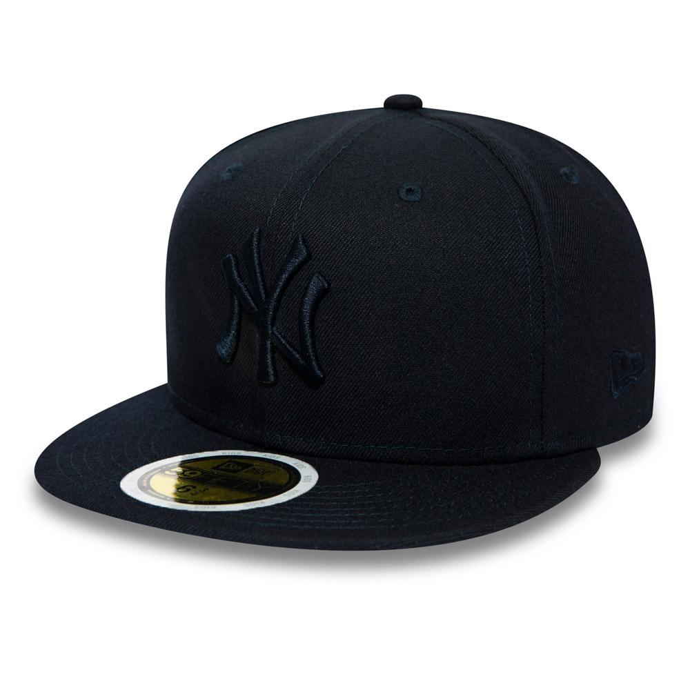 Casquette bleu marine essentielle 59FIFTY New York Yankees pour enfant