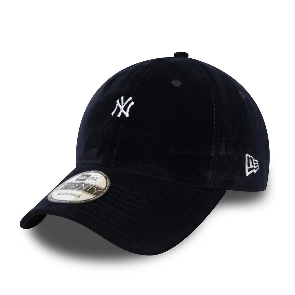 9TWENTY – New York Yankees – Samt – Marineblau