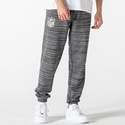 NFL Logo Engineered Grey Joggers