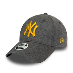 New York Yankees Womens Jersey Essential Dark Grey 9FORTY Cap
