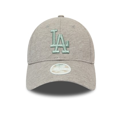 Los Angeles Dodgers Womens Jersey Essential Grey 9FORTY Cap