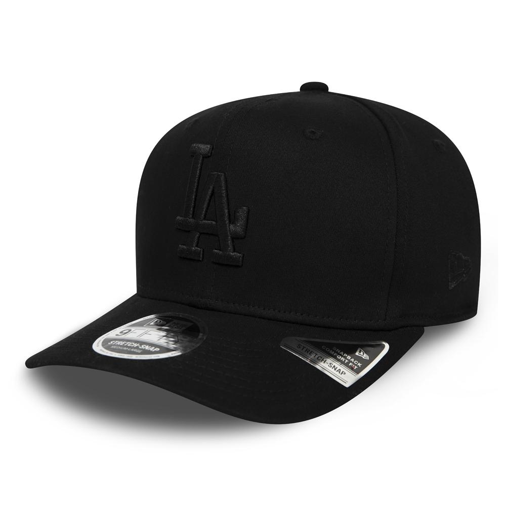 Casquette 9FIFTY Tonal Black des Dodgers de Los Angeles