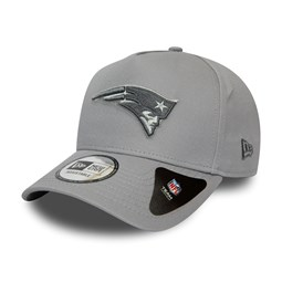 Casquette grise A-Frame 9FORTY New England Patriots