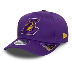 Los Angeles Lakers NBA Purple Stretch Snap 9FIFTY Cap