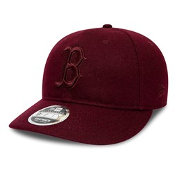 Boston Red Sox Maroon 9FIFTY Snapback Cap