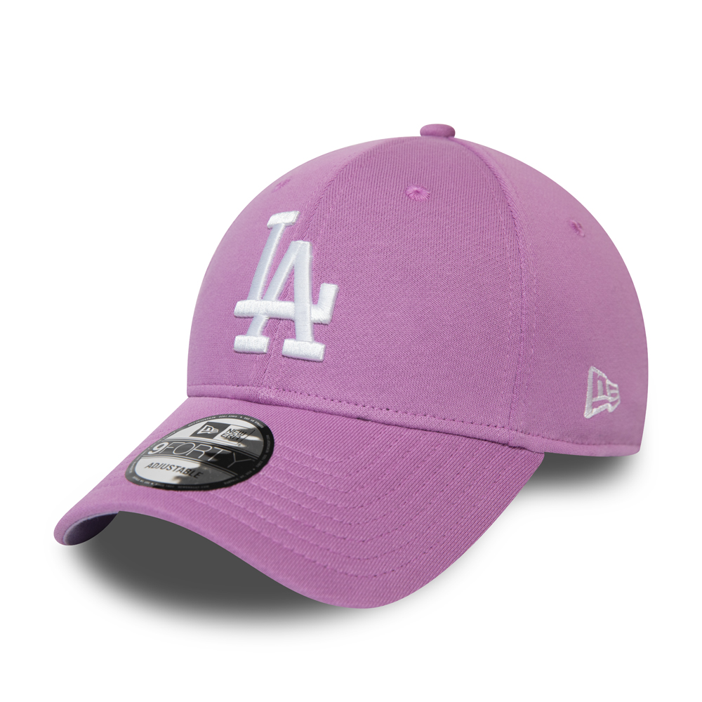 Gorra Los Angeles Dodgers Jersey 9FORTY, morado