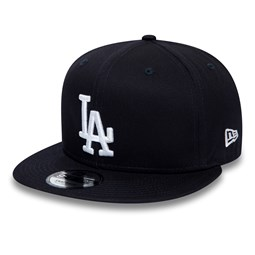 Los Angeles Dodgers Essential Navy 9FIFTY Snapback Cap