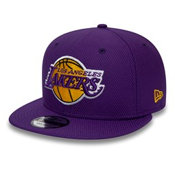 Cappellino con chiusura posteriore 9FIFTY Diamond Era Essential Los Angeles Lakers viola