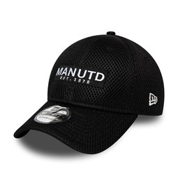 Cappellino in rete Manchester United 39THIRTY nero