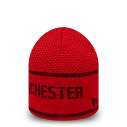 Bonnet rouge Manchester United