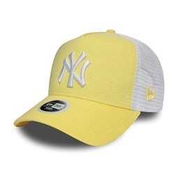 Cappellino Trucker A-Frame Jersey Essential New York Yankees donna rosa