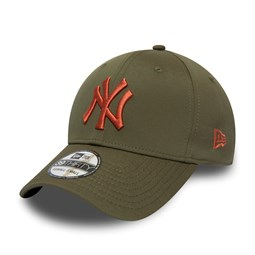 New York Yankees Seasonal Colour Green 39THIRTY Cap