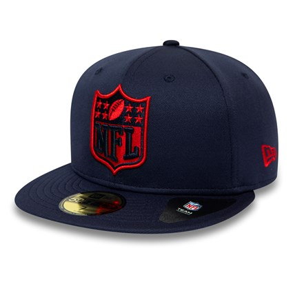 New England Patriots NFL Blue 59FIFTY Cap