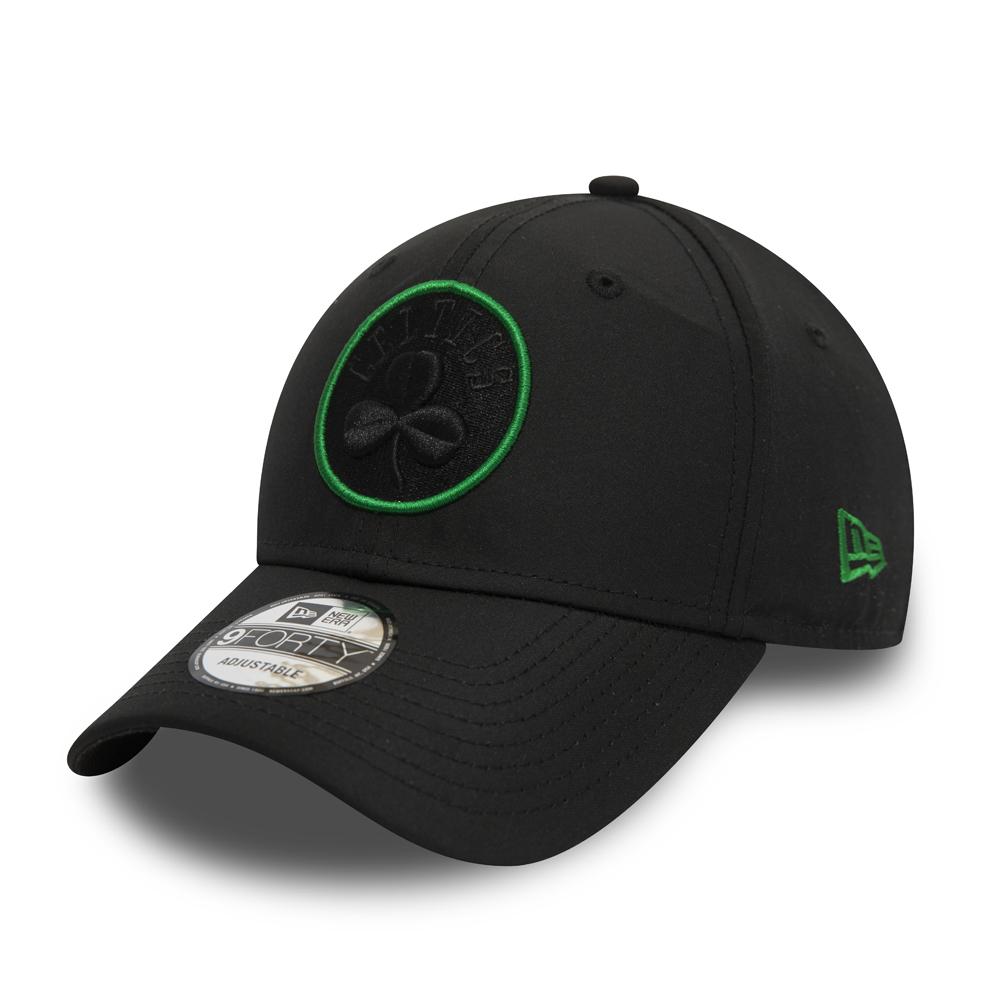 Cappellino 9FORTY Colour Pop dei Boston Celtics nero