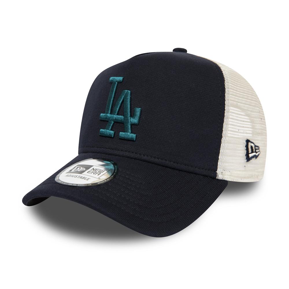Los Angeles Dodgers A-Frame Trucker - Marineblau