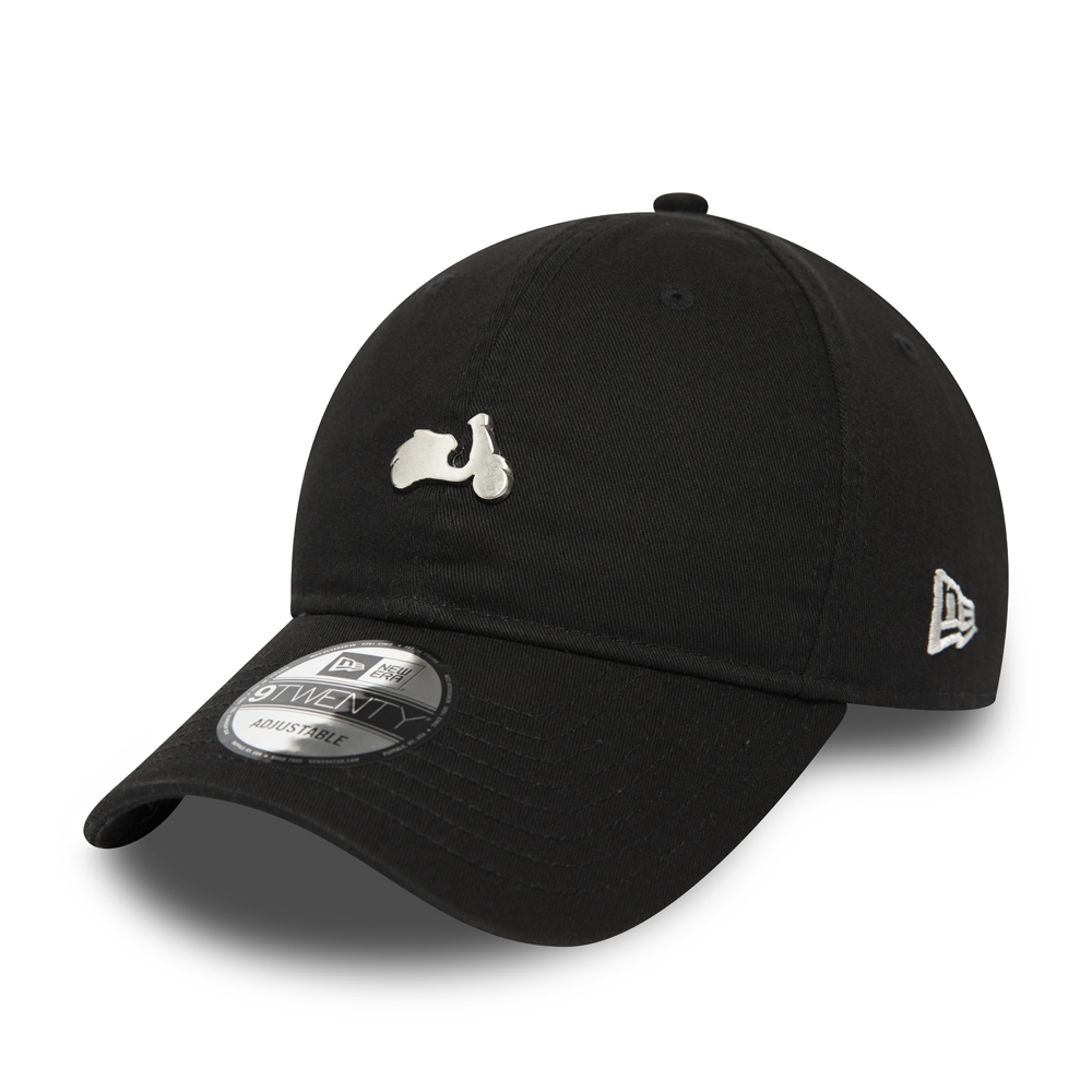 Vespa – 9TWENTY – Kappe in Schwarz