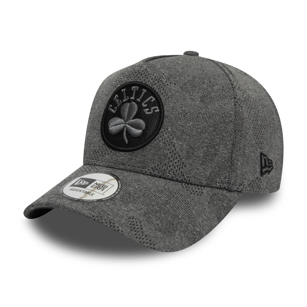 Cappellino Trucker Engineered Plus Boston Celtics grigio