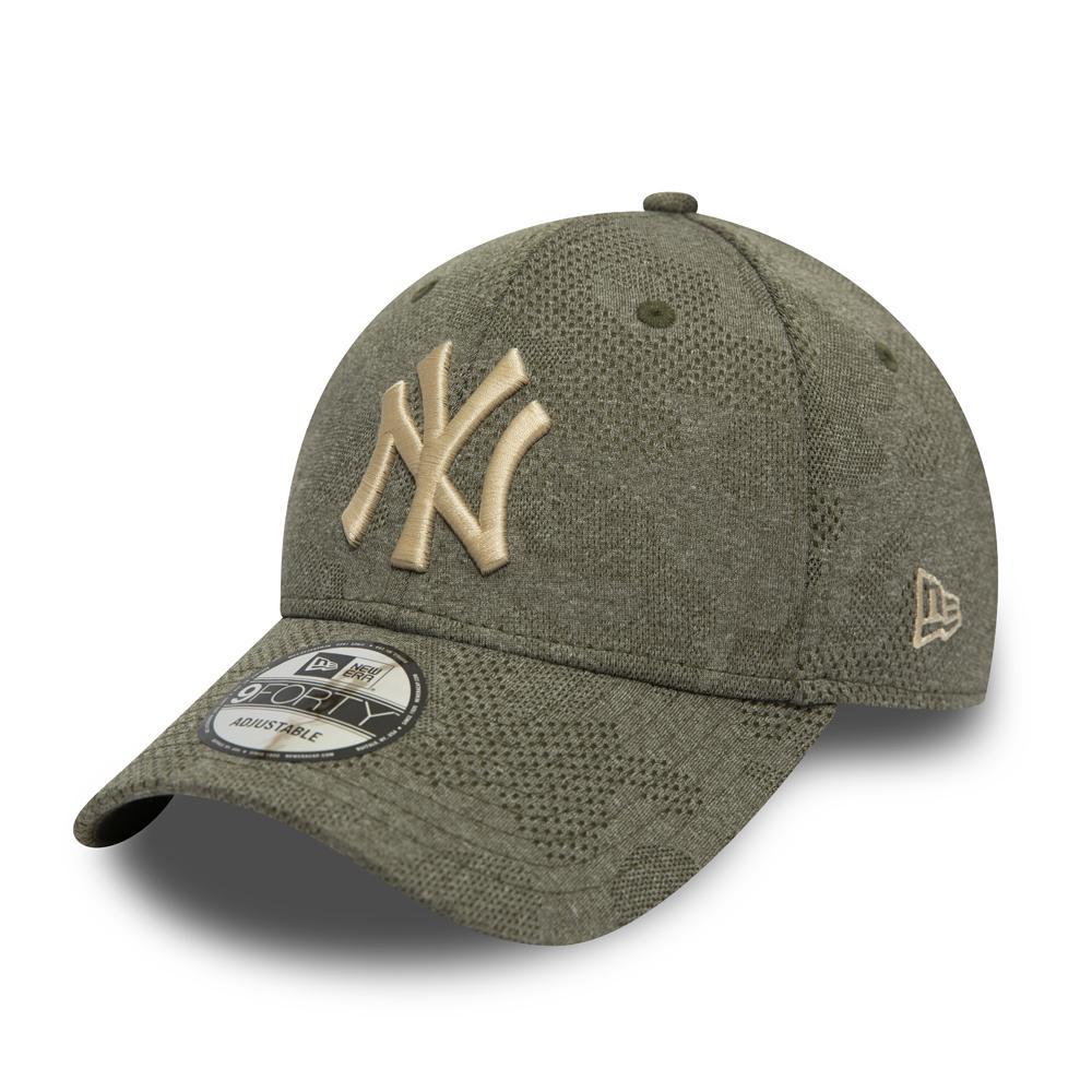 Gorra New York Yankees Engineered Plus 9FORTY, verde