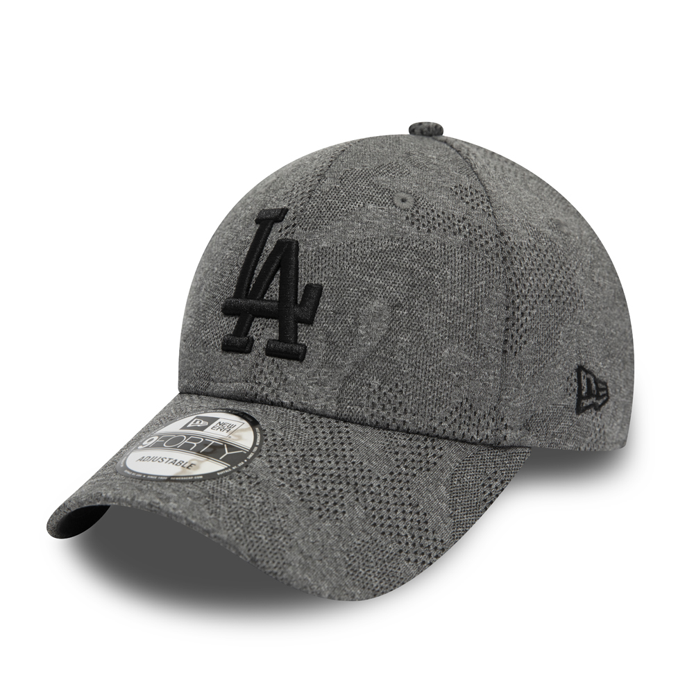 Los Angeles Dodgers Engineered Plus Grey 9FORTY Cap