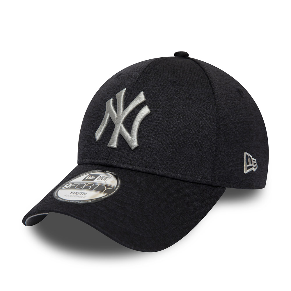 New York Yankees Shadow Tech Kids Black 9FORTY Cap