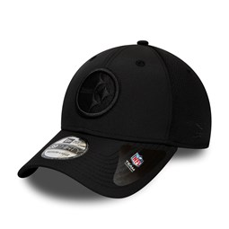 Pittsburgh Steelers Black 39THIRTY Cap