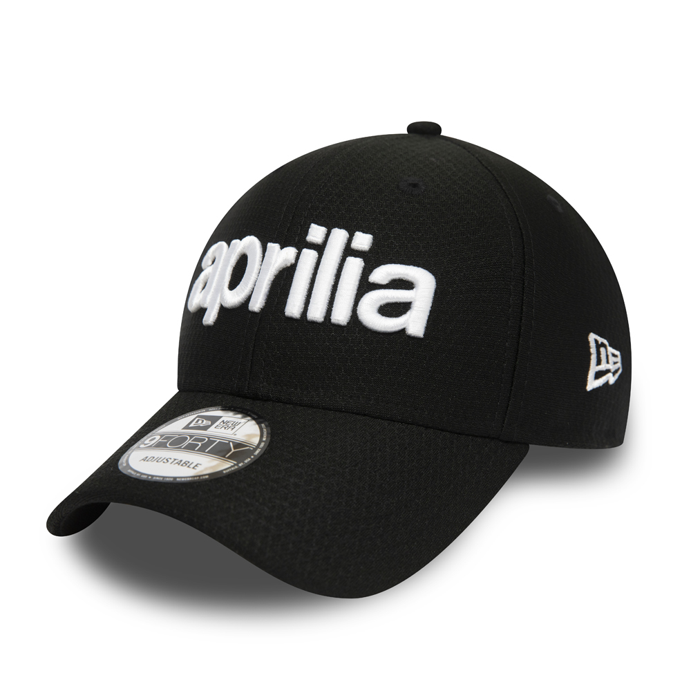 Aprilia Script 9FIFTY-Kappe in Schwarz