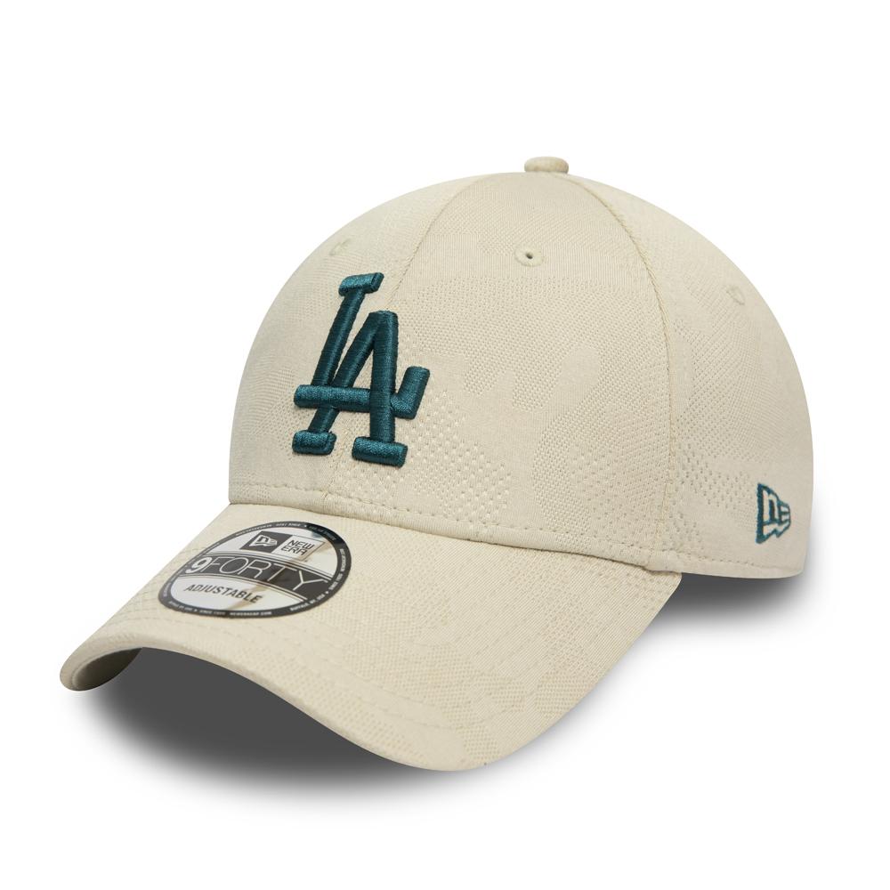 Cappellino 9FORTY Engineered Plus Los Angeles Dodgers grigio pietra