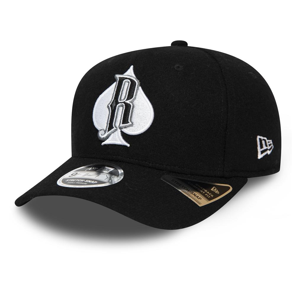 Casquette Reno Aces Minor League Stretch Snap 9FIFTY noir