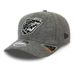 Inland Empire 66ERS Minor League Stretch Snap 9FIFTY-Kappe in Grau