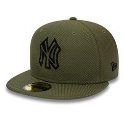 New York Yankees Diamond Era Green 59FIFTY Cap