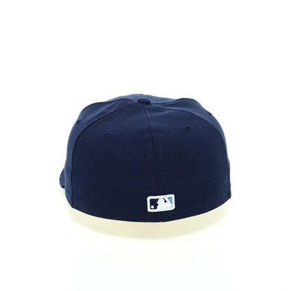 Tampa Bay Rays Authentic Blue  59FIFTY Cap