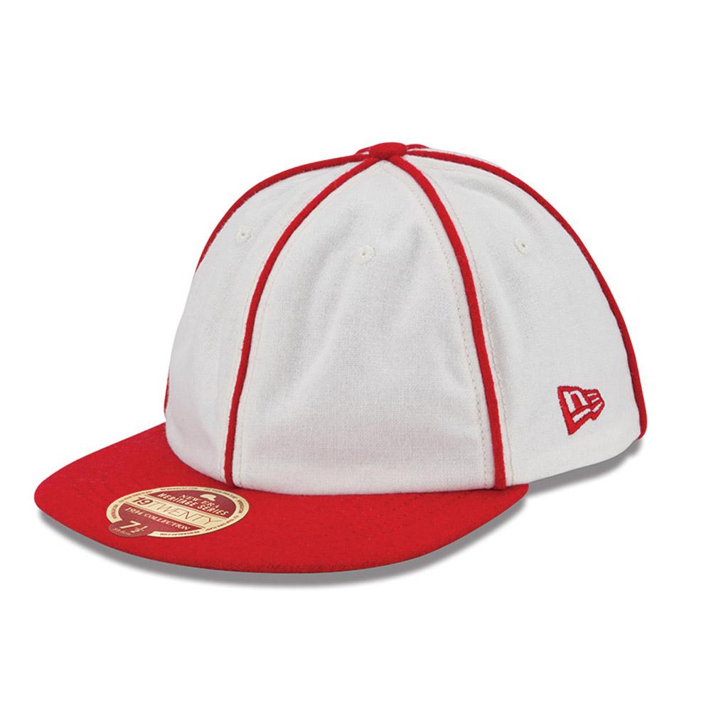 Gorra St. Louis Cardinals White 19TWENTY