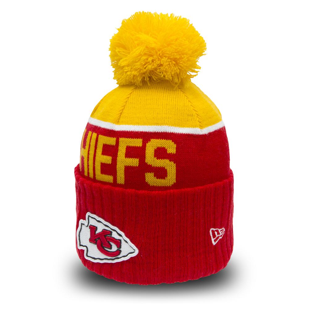 Gorro de punto Kansas City Chiefs Team Colours