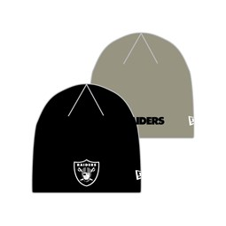 Oakland Raiders Youth Reversible Knit