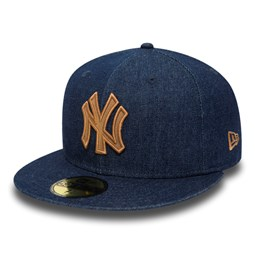 NY Yankees Rusted Fitted 59FIFTY