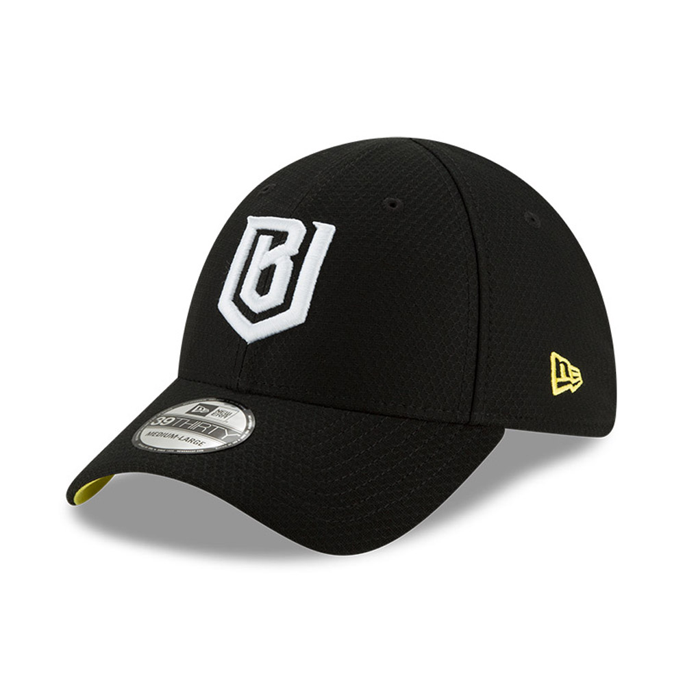 Casquette noire 39THIRTY Boston Uprising Overwatch League
