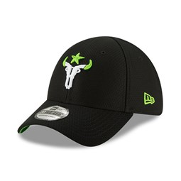Gorra Houston Outlaws Overwatch League 39THIRTY, negro