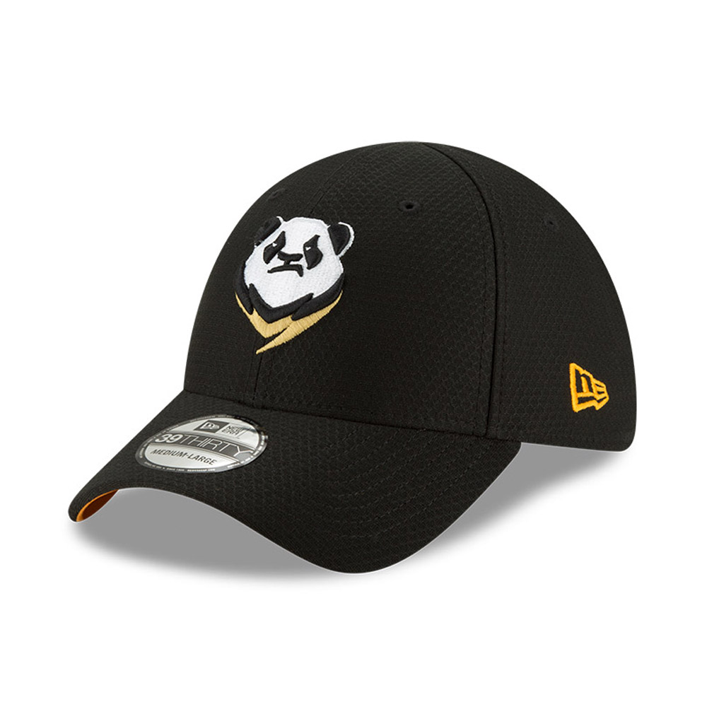 Gorra Chengdu Hunters Overwatch League 39THIRTY, negro