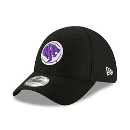 Casquette noire 39THIRTY Los Angeles Gladiators Overwatch League
