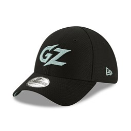 Gorra Guangzhou Charge Overwatch League 39THIRTY, negro