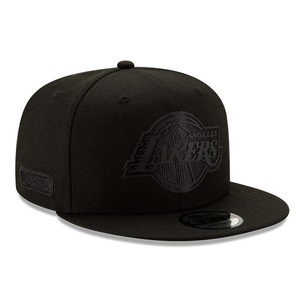Los Angeles Lakers Back Half 9FORTY Cap