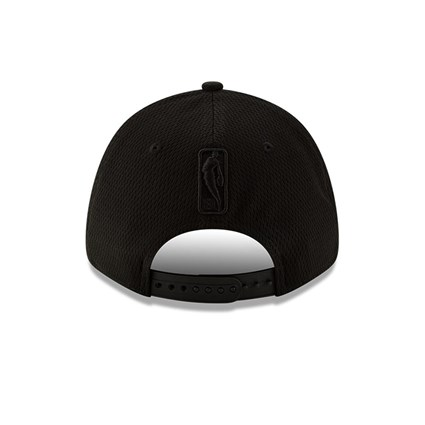 Toronto Raptors Back Half Black 9FORTY Cap