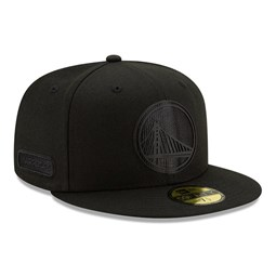 Casquette 59FIFTY Back Half des Golden State Warriors
