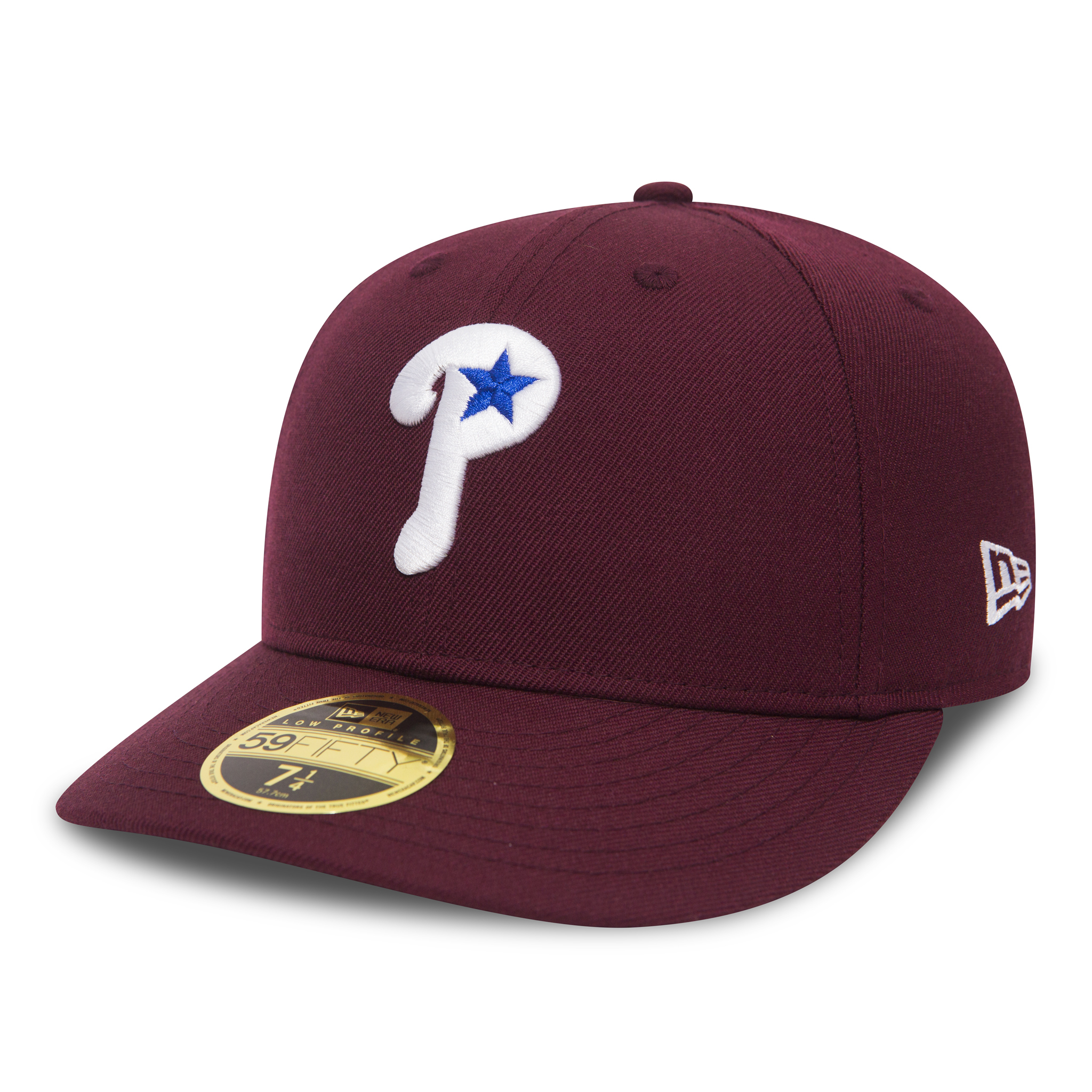 f3a9ccf30f8 Philadelphia Phillies Cooperstown Low Profile 59FIFTY