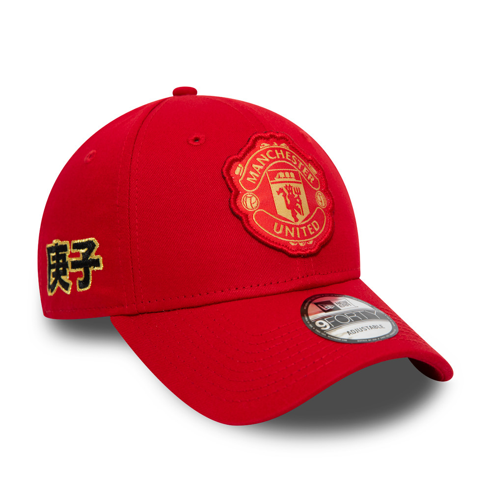 9FORTY – Manchester United FC – Rot