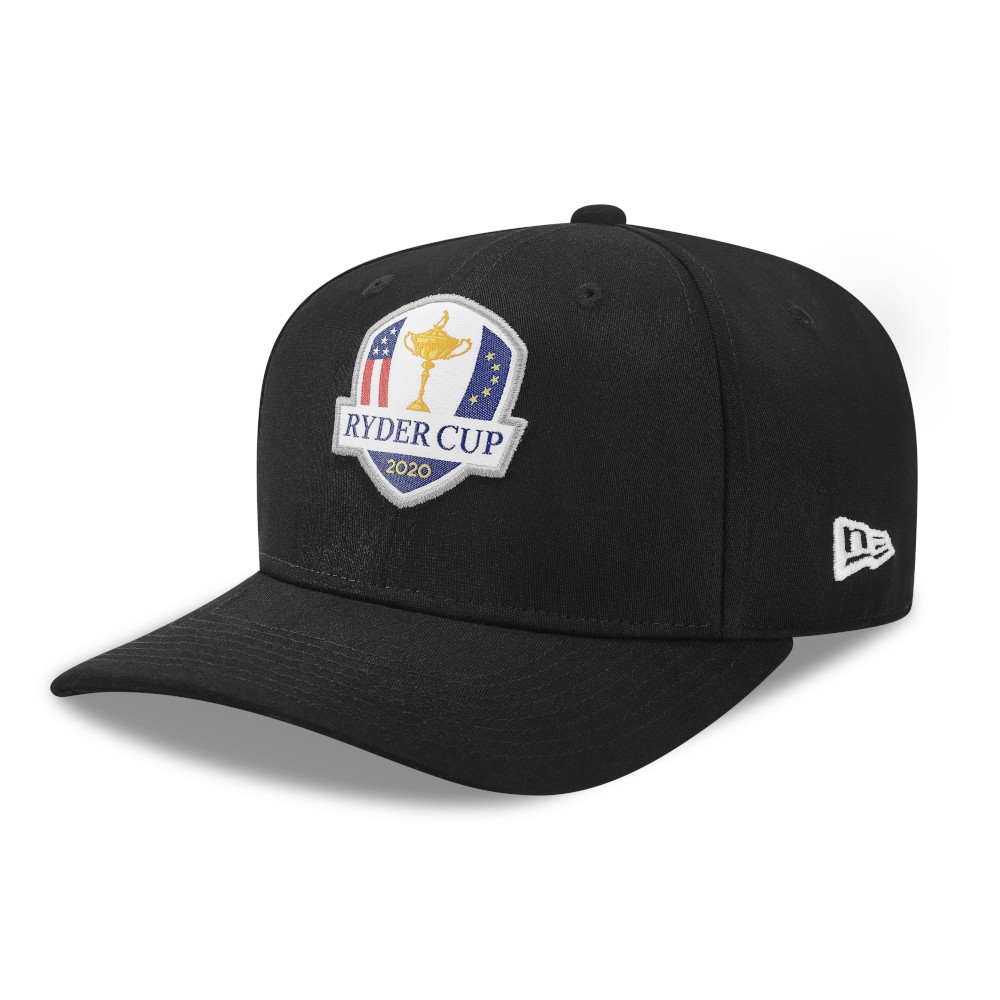 Gorra Ryder Cup 2020 Core 9FIFTY Stretch Snap, negro